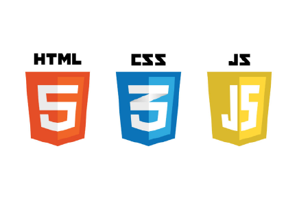 The HTML/CSS/JS logo