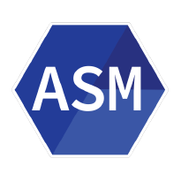 The ASM logo