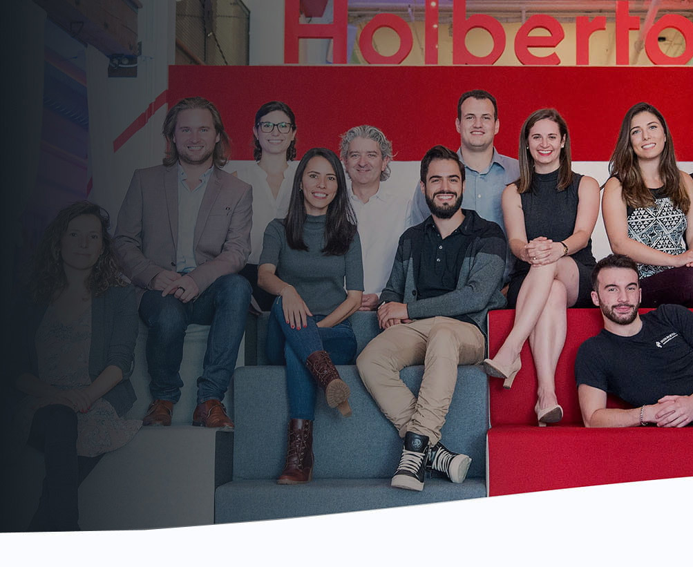 Pictured is the Holberton HQ staff