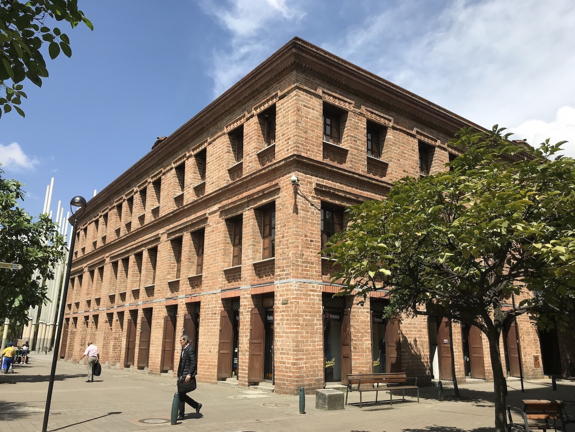Picture of the Medellin campus