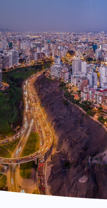 Pictured is Lima