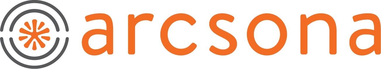 Arcsona logo