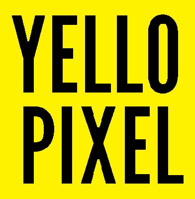Yello pixel logo
