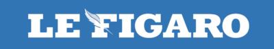 Le figaro logo wordmark