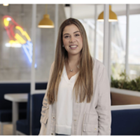 Natalia Visbal, Campus manager, Holberton School Bogota