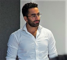 Fares Nadjar, Software Engineer and Education Lead