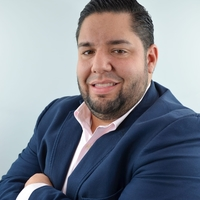 Jeandres Zapata, Admissions and Marketing Manager