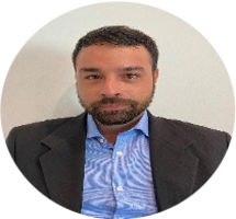 Gabriel Fuster, Admissions Manager